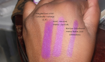 dupes for heroine