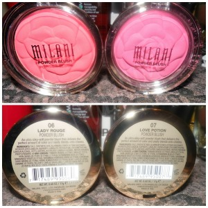 milani petal powder brush