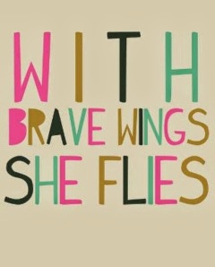 Brave wings quote
