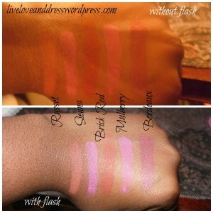 lafemmeblushswatches