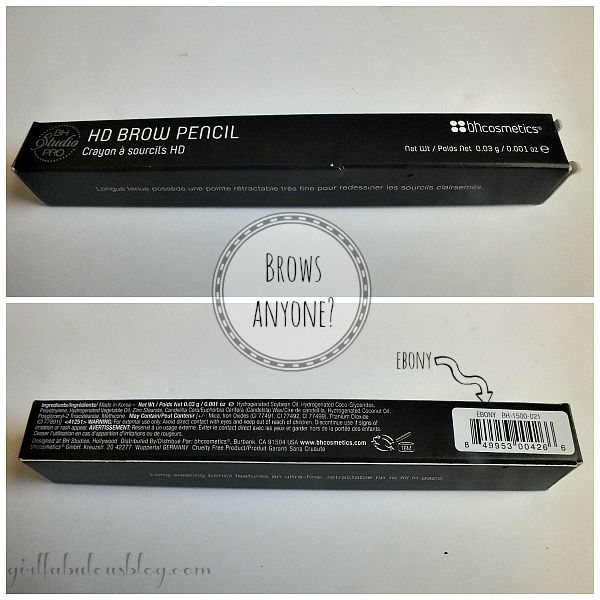 Studio Pro HD Brow Pencil by BH Cosmetics #22